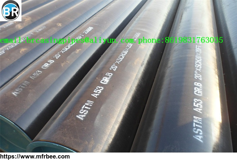 API 5L seamless steel fluid Pipe,welded,cold drawn&hot rolled type pipe