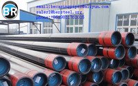 API 5CToil field oil well Tubing pipe,API 5CT 4~20 Inch Petroleum Oil Casing Pipe,ASTMJ55 N80 L80 K55  Seamless Steel Tube for Deep  Oil Well Drilling