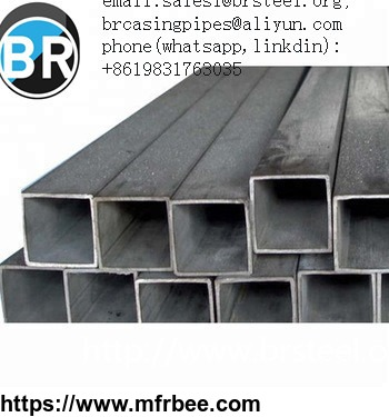Rectangular&square hollow section tube,Construction framework hollow pipes