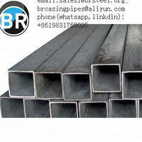 Rectangular&square hollow section tube,Construction framework hollow pipes,Rectangular Hollow Section steel Hot dipped Galvanized Steel square Pipe/Square Tube
