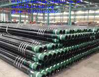 ASTMJ55 N80 L80 K55  Seamless Steel Tube for Deep Oil Well Drilling