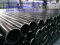 building material q195/q235 erw welded high quality tube,bs en 39 erw 48mm scaffold tube q235b steel pipe