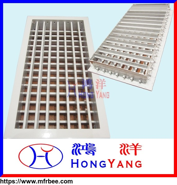 Double Deflection Grille : Double deflection air grille mfrbee
