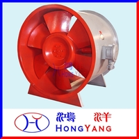 HY-HTF Series Fire Protection Axial Flow Fan of High Temperature Smoke Exhaust