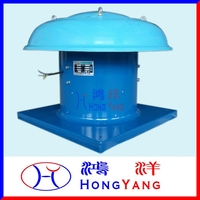 more images of HY-HTF(A)-W Dual-purpose Rooftop Fan of Fire Protection and Ventilation