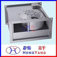 HY-JLG Rectangular Centrifugal In-line Fan