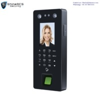 more images of Biometric Face/Fingerprint/IC/Pass Based Time & Attendance System Machine ST-F501