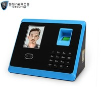 Face ID/Fingerprint Time Attendance System Biometric Machine Terminal