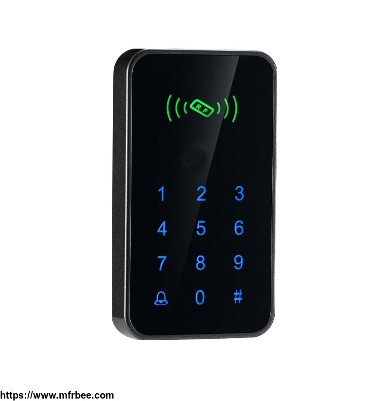 Multifunction Access Control Proximity Card Reader For Door
