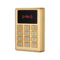 Standalone Device Metal Waterproof Access Control Card Reader