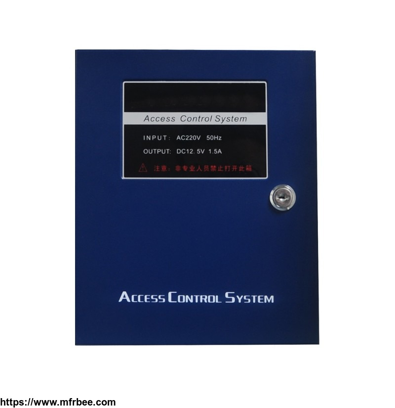 tcp_ip_single_doors_two_way_access_control_systems_controller_panel_kits