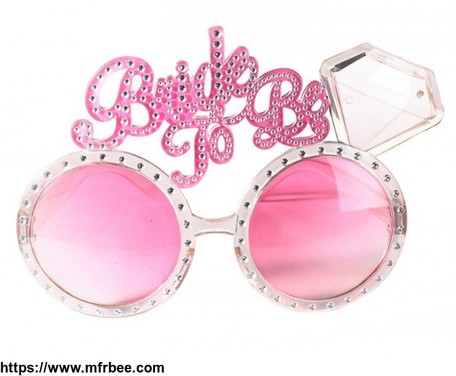 Hens Party Supplies – Bride To Be Sunglasses