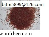Sell Garnet for waterjet cutting and sandblasting