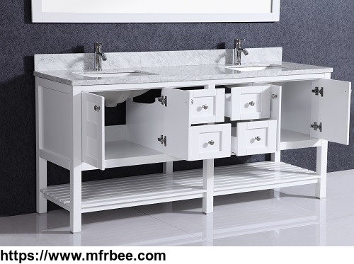 white_high_gloss_liquidation_bathroom_vanity