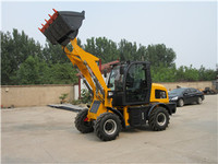 New construction machinery truck mini wheel loader