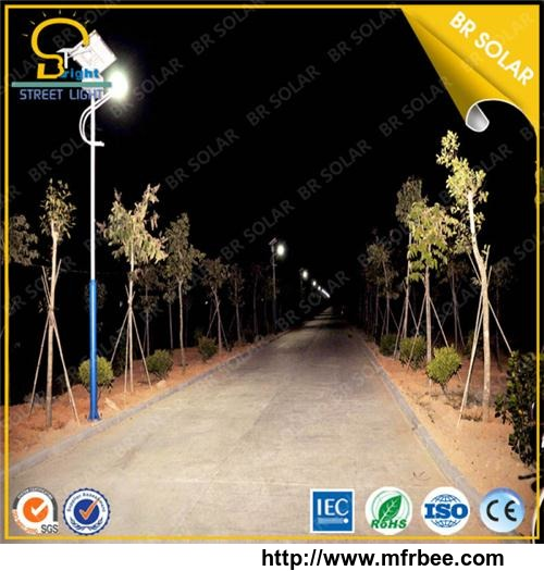 2015 the best 30W LED street light pole with 6M Po