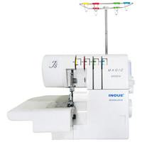 MH854 household electric 3-fade-overlock machine/inoue sewing machine