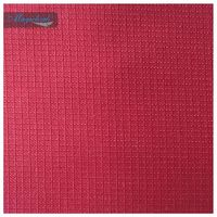 150D Red Color Ripstop Oxford Fabrics Used For Bags With PU Coating Waterproof