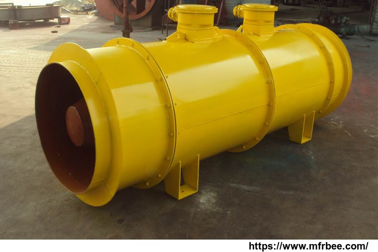 fbd_series_explosion_proof_axial_fan_for_tunnel_and_coal_mine