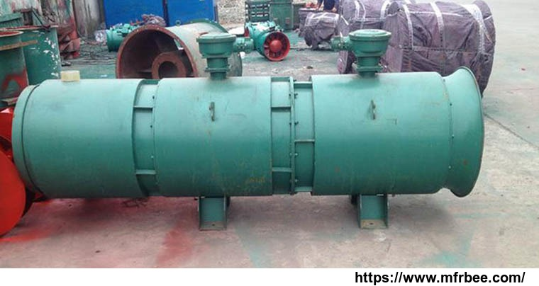 fbd_coal_mine_axial_blower_fan_with_ma