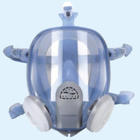 (9900A,E,F) Gas Mask Full face gas mask