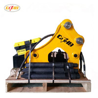 Professional Manufacturer of Excavator Hydraulic Breaker