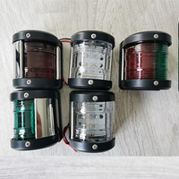 12V DC Waterproof Marine Boat Navigation Signal light for Yacht