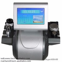 Cavitation Tripolar Hexapolar Multipolar Bipolar RF Vacuum Slimming Equipment