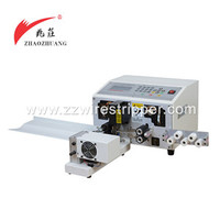 XC-220+T automatic double wires stripping twisting machine (Max. 6mm2)