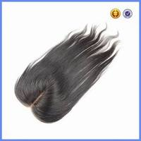 Top Quality Indian Remy Hair Wholeslae Price Silk Base Lace Closures