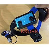 ENT Head band LED Light Surgical Medical with Low High Brightness, BLUE EROSE