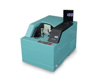 FDJ-100 Vacuum Money counter  for Bundled and Loose Money with Two Newly Designed LED Displays