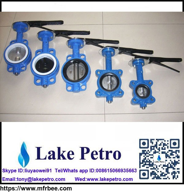 butterfly_valve_manual_production_can_be_done_as_required
