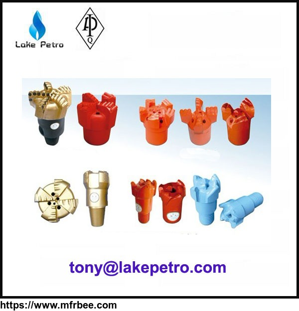 API Oil Well PDC Drill Bit & Gas Well PDC Coring Bit &PDC Bit
