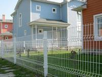 more images of CURVY WIRE MESH FENCE