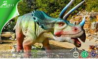 Life Size Dinosaur Statue Of 5m Triceratops