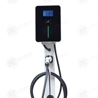 AC Single-phase 7KW Wall-mounted Home and Commercial EV Charger