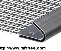 crimped wire mesh anping wire mesh  anping factory