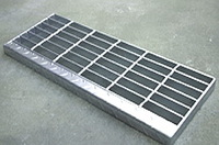 stair tread steel grating  anping 20 year factory