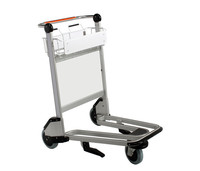 X320-LG2 Airport trolley/cart/luggage trolley/baggage trolley