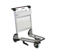 X320-LG5 Airport trolley/cart/luggage trolley/baggage trolley