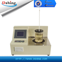 DSHY1002-I Auto Pensky-Martin Closed cup Flash Point Tester