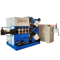 CSM 6100 CNC Compression Spring Coiling Machine