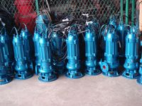 WQ Non-clog Submersible Sewage Pump