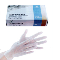 Disposable PVC Examination Gloves