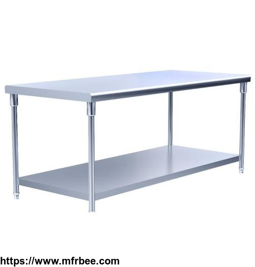 stainless_steel_double_deck_worktable
