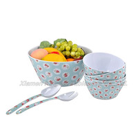 Plastic Tableware Dinner Sets Melamine Bowl Set