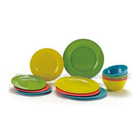 Melamine Tableware Dinner Set Plate And Bowl Set