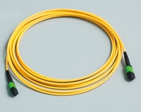 armored MPO patch cord, MTP patch cord, single mode patch cable, multi mode patch cable