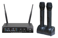 UHF Rechargeable wireless microphone